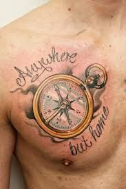 Resultado de imagen de rosa delos vientos tatuaje