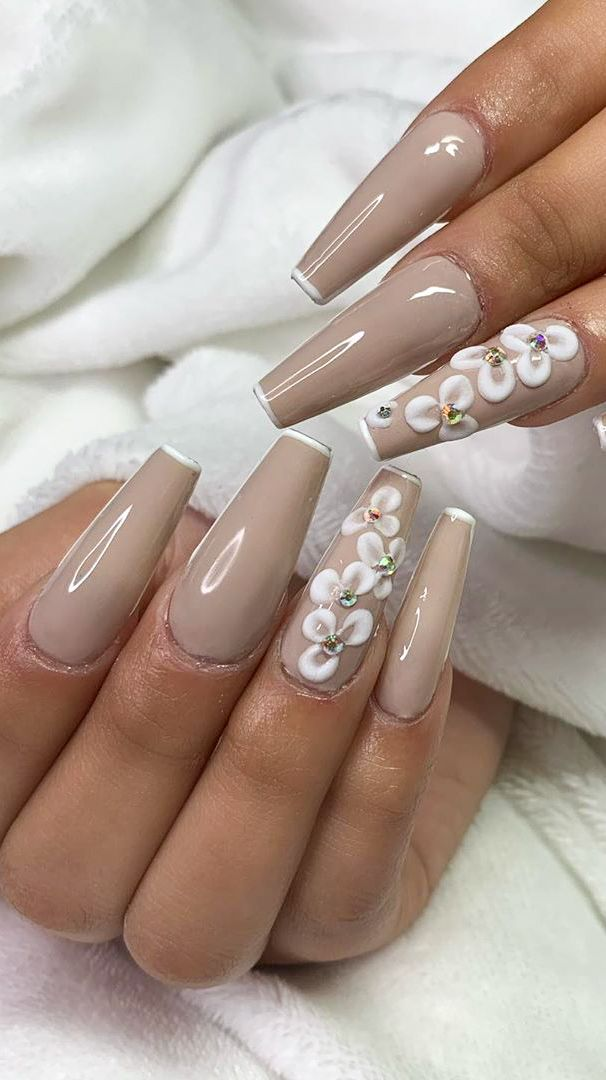 45 Stylish And Fabulous Nail Designs And Colors For Spring 2020