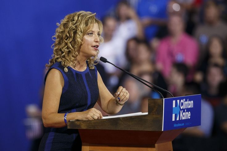 July 25, 2016 - WashingtonPost.com - DNC chairwoman to resign after convention amid email disclosures