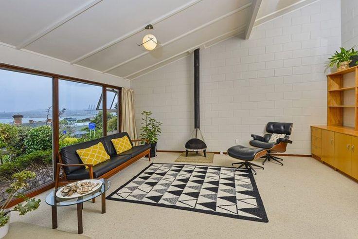 #eames #retro #apartment #shelfie #lundia  #black&whiteinterior #styling by #placesandgraces