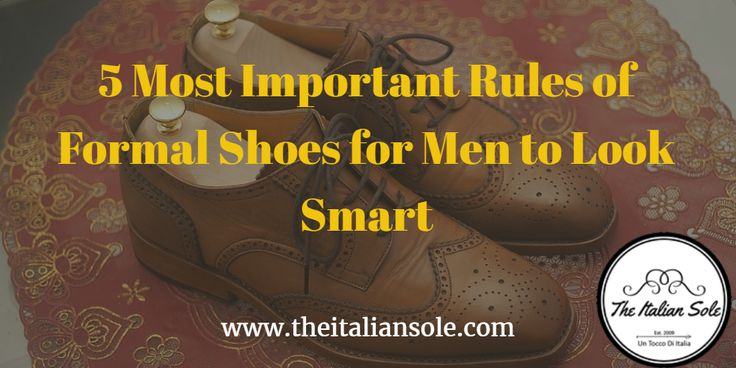 rules-of-formal-shoes-for-men-to-look-smart