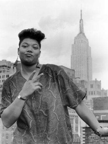 Today in Hip Hop History: Dana Owens better known as Queen Latifah was born March 18, 1970