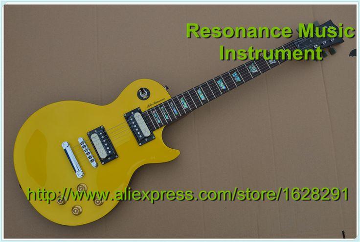 Custom Shop Abalone Standard Inlay LP Guitars Electric Guitar Tak Matsumoto Signature Left Handed Available #Affiliate