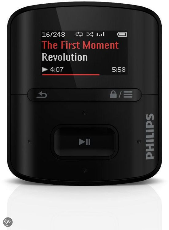 Philips go gear mp3 speler