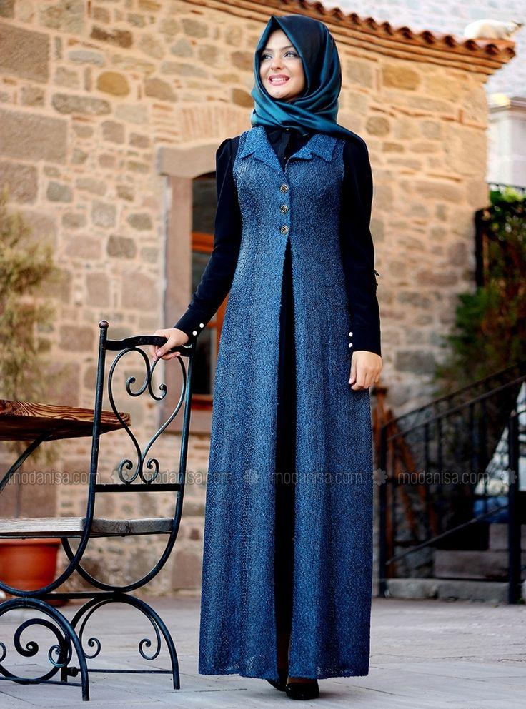 Uzun Yelek - Petrol - Pınar Şems