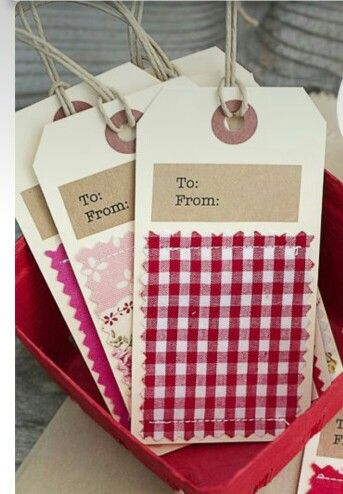 Gift Name Cards (Set of 3) @ Rs. 149