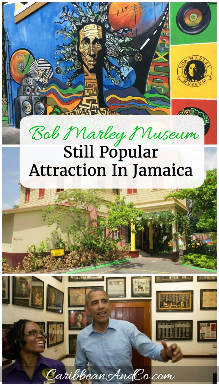 Find out why the Bob Marley Museum in Kingston is one of the more popular places to visit on the Caribbean island of Jamaica.