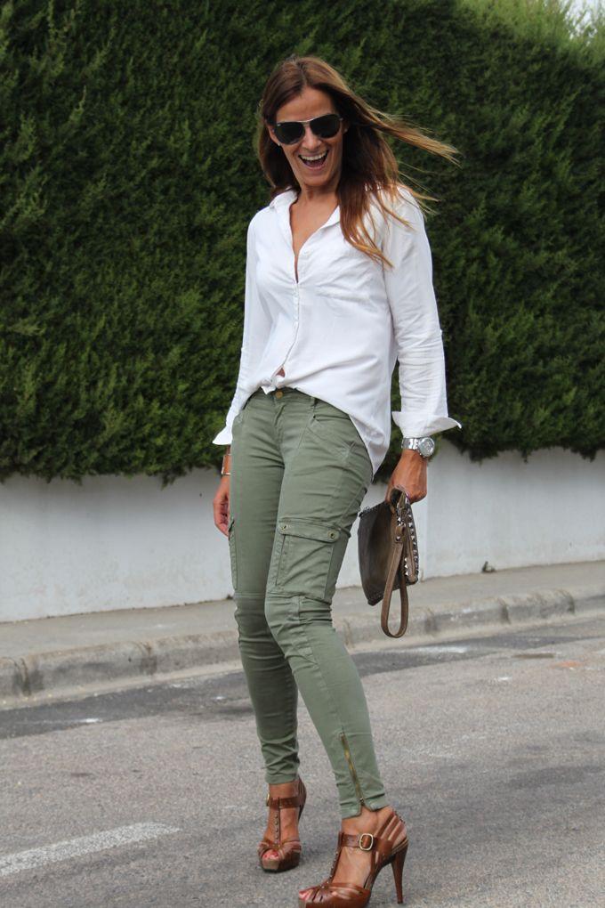 ¡¡ Es cuestión de Estilo !!! - Fashion Blog: Pitillo Militar ...