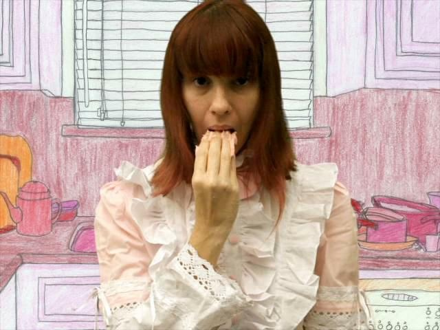 Cupcake Girl by Pamela Reed + Matthew Rader. www.reedandrader.com
