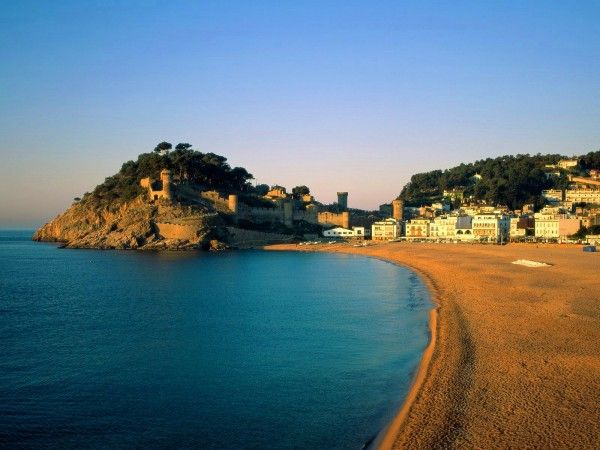 Mediterranean coast of Spain | Places I want to see ...