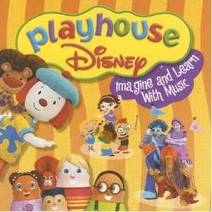 Playhouse Disney - Imagine & Learn with Music