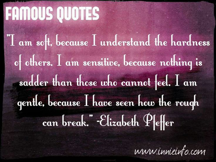 Elizabeth Pfeffer Quote. For special requests, please email us at jessica@innieinfo.com or view our full collection at http://innieinfo.com/home/category/gallery © 2016 Innie Info