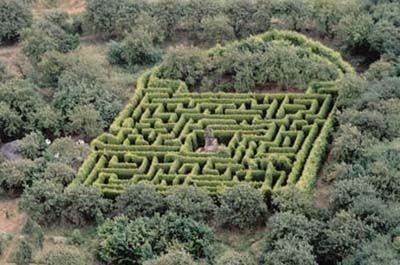 Hoo Hill Maze, Shefford