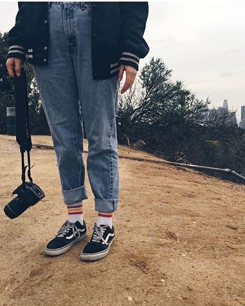 Adventure Time. Photo via @badbehavior_ #vansgirls