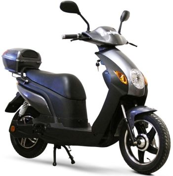 EW600 Electric Motor Scooter Moped - 600 Watt on SaferWholesale.com