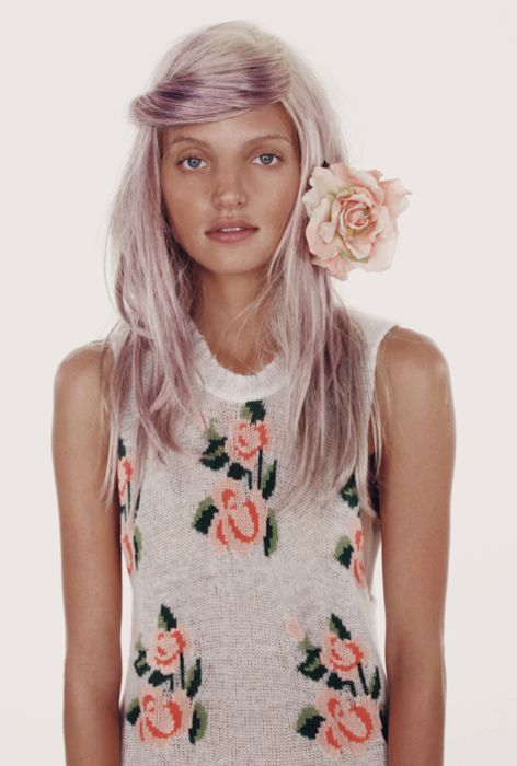 Like the hair: Lavender Hairs, Pastel Hairs, Hairstyles, Hairs Styles, Purple Hairs, Hairs Color, Pink Hairs, Lilacs Hairs, Flower