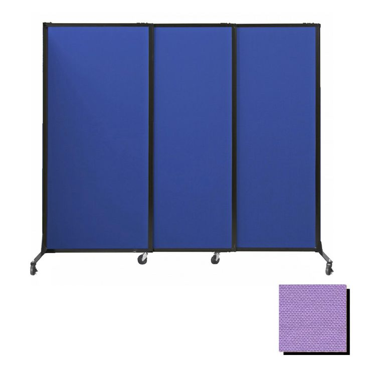 Afford-A-Wall Sliding Portable Partition