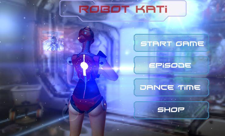 Robot Kati Lobby