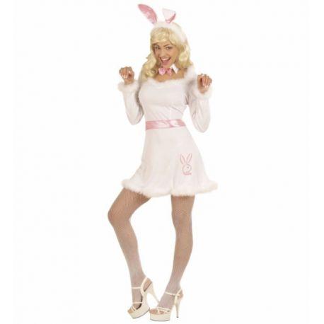 #Disfraz #Conejita blanca #Playboy  #Despedidas