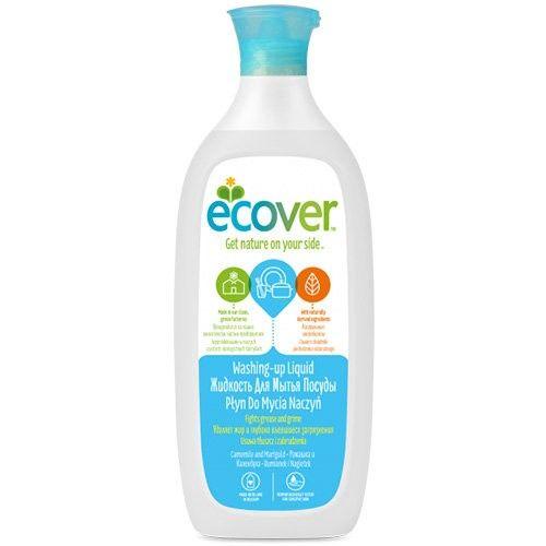 Жидкость для мытья посуды Ecover (ромашка и календула), 1л