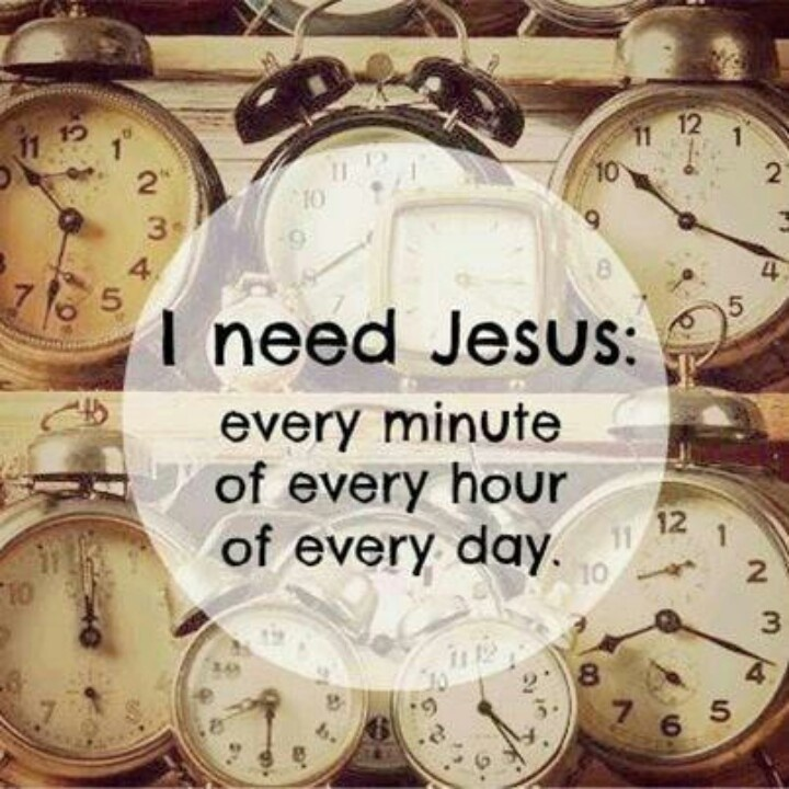 Image result for Jesus is all i need