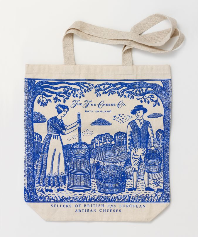 Illustration by John Broadley. We love our bags!