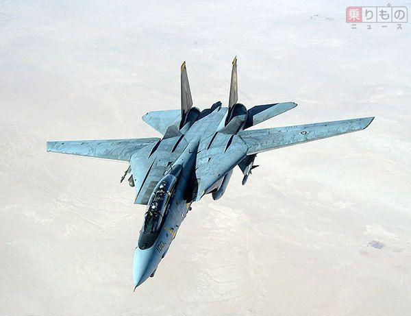 F-14イランでのみ現役のワケ 絶滅寸前「トムキャット」、独自改造重ね「固有種」へ?