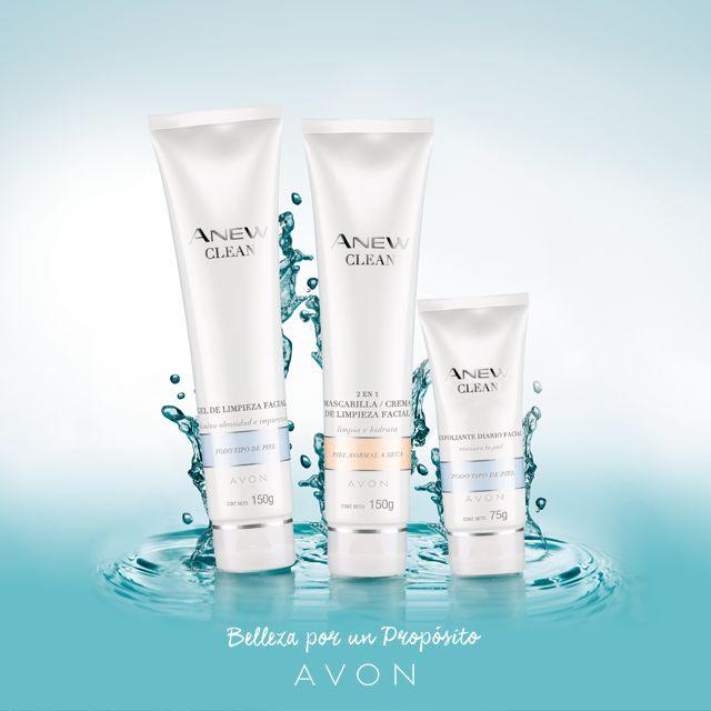 ¡Una piel limpia y radiante para enfrentar al mundo con tu mejor cara!