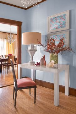 Sweet Bluette by Benjamin Moore, color for dining room/family room?