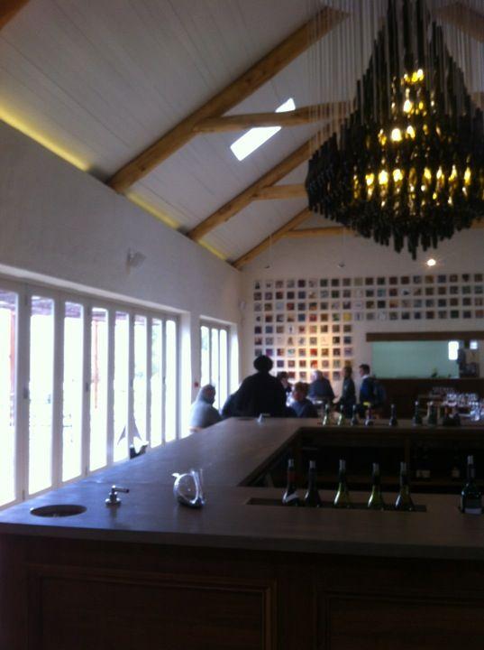 Spier Wine Farm in Stellenbosch, Western Cape