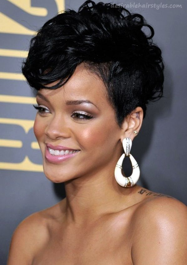 45 Sexiest Faux Hawk Hairstyle and Haircut for  - 32 #ShortHairstyles