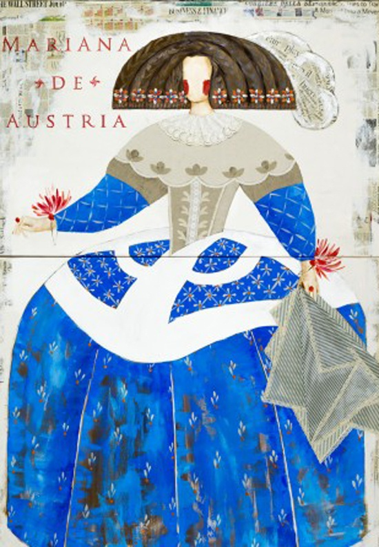 Maria Torroba exhibition - Stephanie Hoppen Gallery