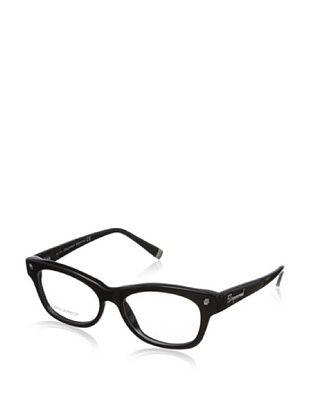66% OFF Dsquared2 Women's DQ5085 Eyeglasses, Black
