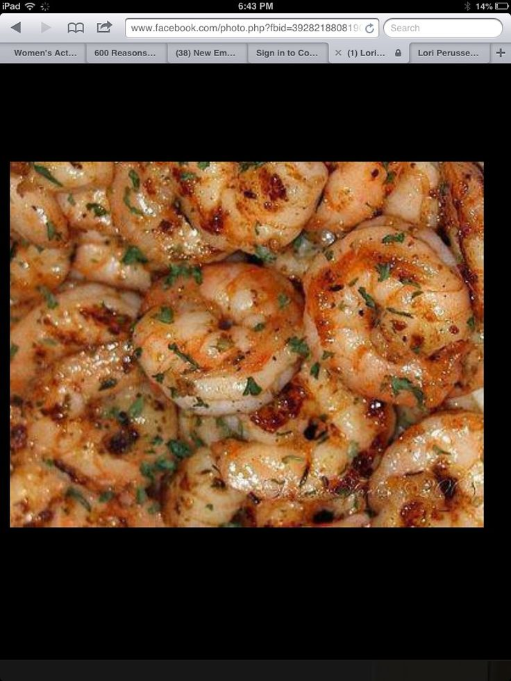 New Orleans style BBQ shrimp | Food to Try | Pinterest