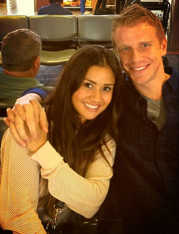 Catherine Giudici's 'Sappy'  Romantic Tweets For Sean Lowe