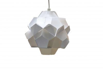 Lampa Berga - Biała // Kafti