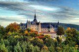 Burg Lauenstein im Herbst
