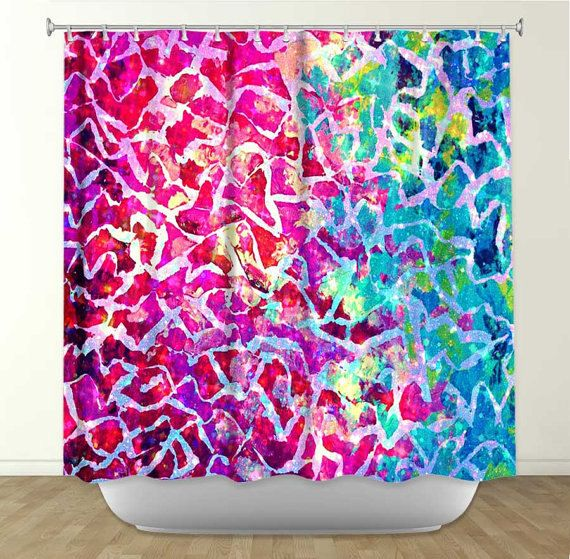 Raspberry Bathroom Accessories: 1000+ Images About Ebi Emporium Shower Curtains On