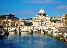 4 vagy 5 nap Rómában egyszeri korlátlan ételfogyasztásos ebéddel, ingyenesen látogatható a Pápai Audienciával