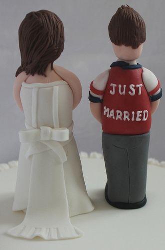 Arsenal FC fans wedding cake!! DIOS MIOOOO >|||< سيأتى اليوم...... أريد......