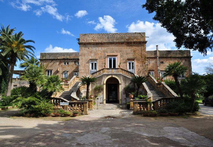 Italian Villas: Villa Boscogrande, Palermo, Sicilia, Italy