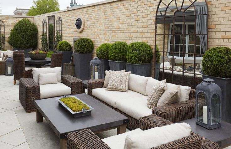 17 Best ideas about Restoration Hardware Outdoor Furniture on Pinterest