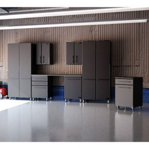 Ultimate Garage Storage System Maybe My Could Look Like This One Day