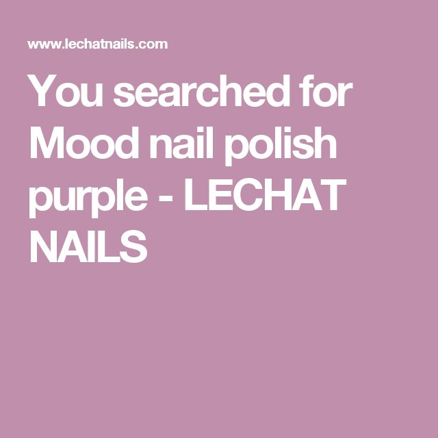 25 Best Ideas About Mood Nail Polish On Pinterest Mood