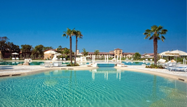 Chervò Golf Hotel Spa & Resort SanVigilio - Piscina