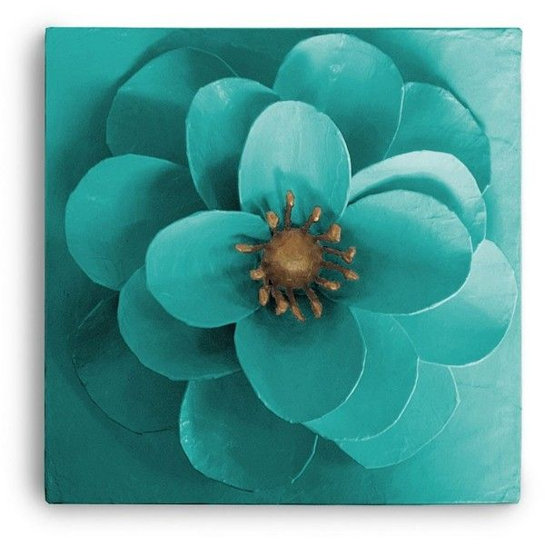 Stray Dog Designs Camellia Flower Wall Tile (165 CAD) ❤ liked on Polyvore featuring home, home decor, wall art, stray dog designs, home wall decor, interior wall decor and mounted wall art