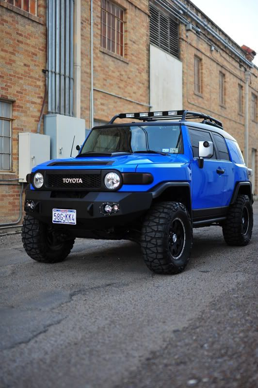 Best Jeep Accessories >> MY BOY BLUE REVAMPED...another $5,000 on it.... - Toyota ...