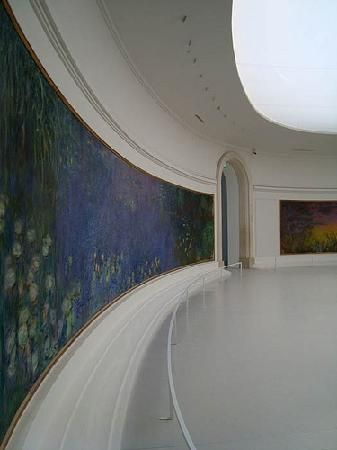 Musee de l'Orangerie  Ranked #2 of 506 attractions in Paris on Tripadvisor  Type: Art Museums, Museums  Traveler Description: beautiful art. I wasn't expecting the magnificent display of Monet's Nympheaus.  Absolutely stunning. I thought it would be a series of rectangular