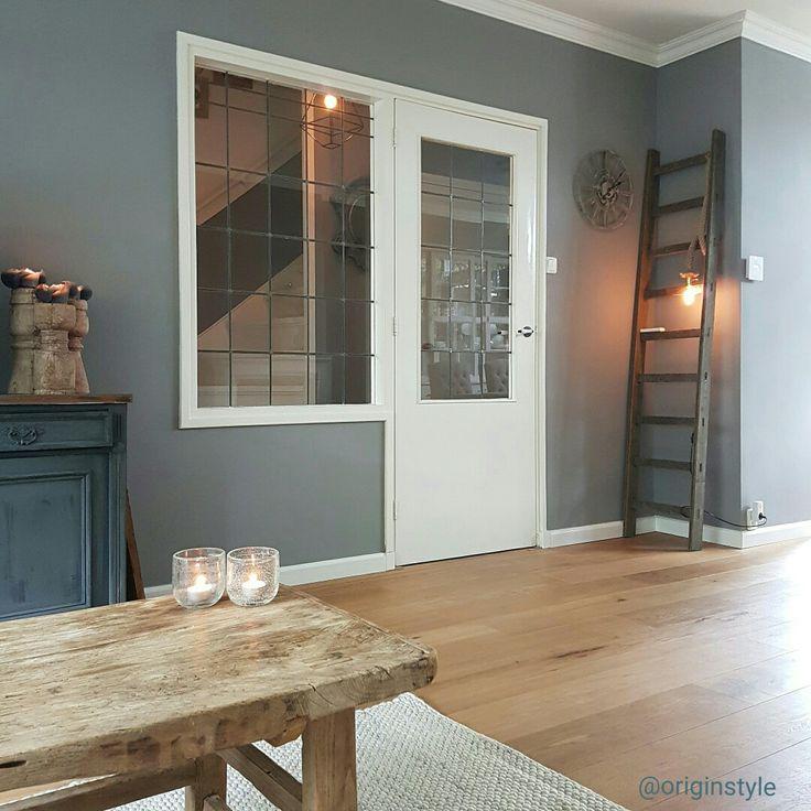 420 beste afbeeldingen over decoratie stoer en robuust op pinterest grijs huis decor wabi - Decoratie montee d trap ...