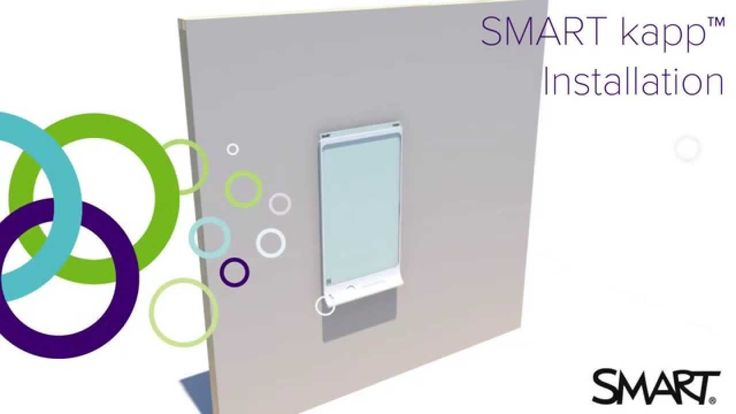 Installing your SMART kapp board